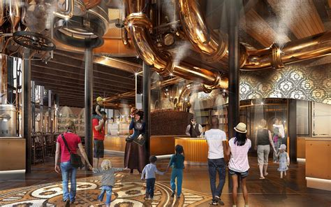 Universal Building Real-Life Willy Wonka's Chocolate