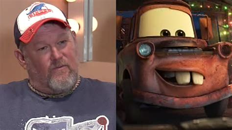 Larry the Cable Guy returns as Mater in 'Cars 3' - ABC7