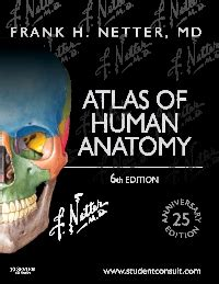 Atlas of Human Anatomy Elsevier eBook on VitalSource, 6th