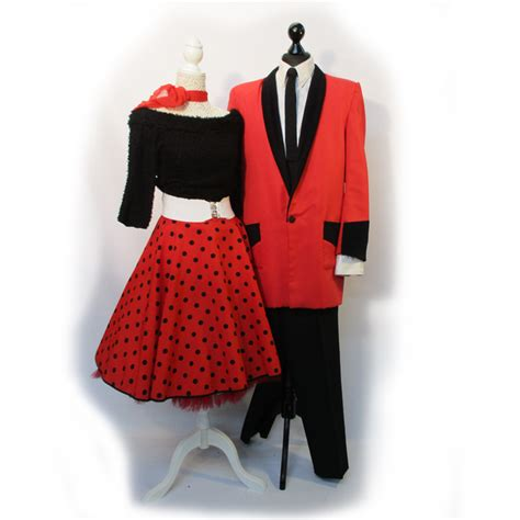 Men's 1950s Dressing Up Costumes For Hire   Dressing-Up