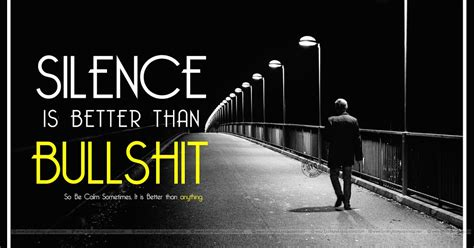 Silence is the language of god Inspirational Quotes