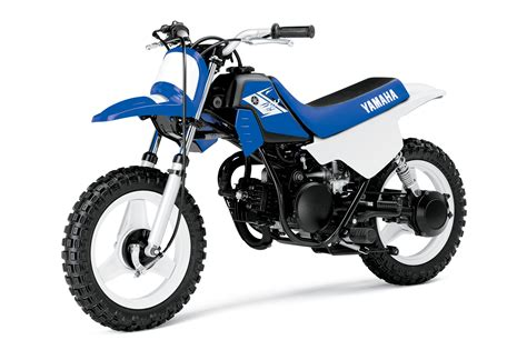 2013 Yamaha PW50 2-Stroke Review