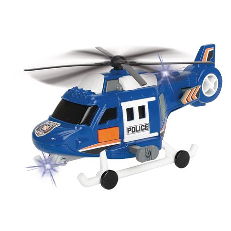 Adventure Force Mini Light And Sound Helicopter Toy