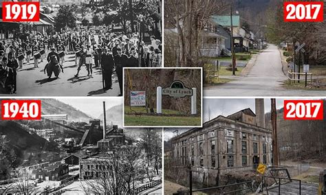 Kentucky town Lynch is near-abandoned after 100 years