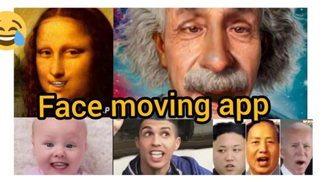 [Android] Face Moving App Download Free | Face Photo