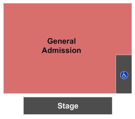 Stage AE Seating Chart & Seat Maps - Pittsburgh