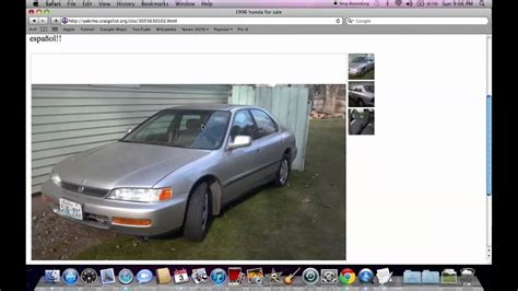 Craigslist Yakima Used Cars and Trucks - For Sale by Owner