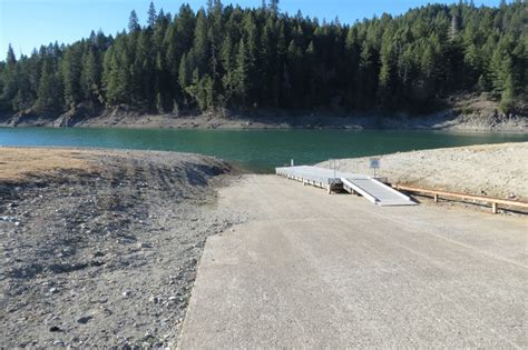 Ruth Lake Recreational Campground - Mad River, CA - County