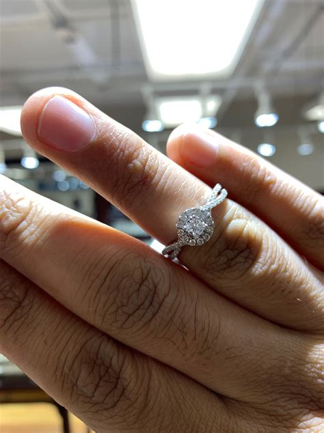 1/2 CARAT ROUND CUT NATURAL DIAMOND ENGAGEMENT RINGS FOR