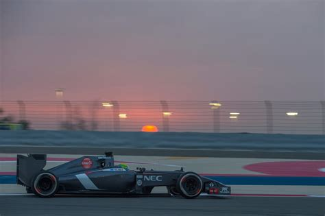 itc racing: Sauber F1 Team - T03 Day Two Report (28