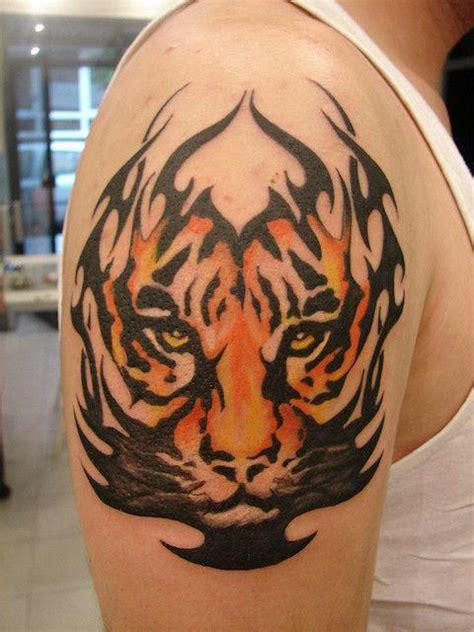 20 Excellent Tiger Tattoo Ideas For Men - Styleoholic