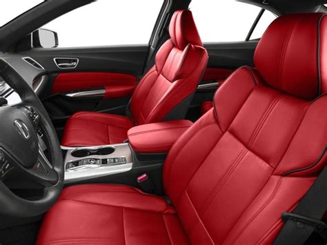 New 2018 Acura TLX SH-AWD V6 A-Spec Red MSRP Prices
