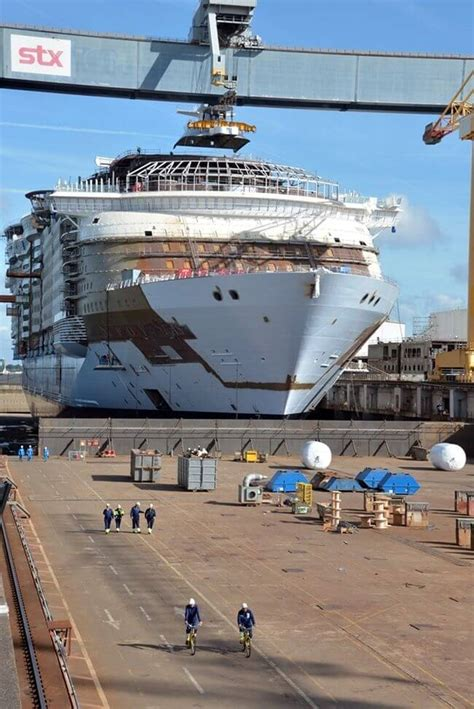 Photos: Royal Caribbean's 'Symphony Of The Seas' To Be The