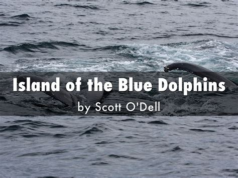 Island of the Blue Dolphins by Toni Walery