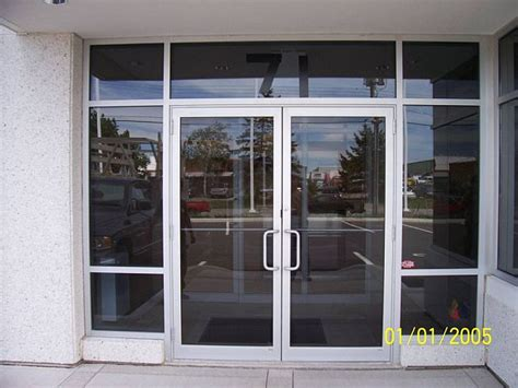 Commercial Aluminum Storefronts & Entrance in NH & MA