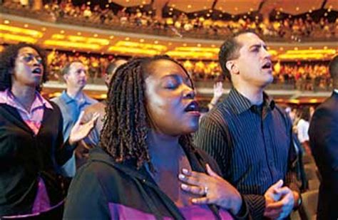 Religion and Race: Can Megachurches Desegregate? - TIME