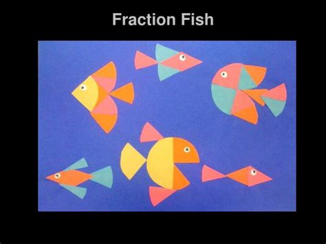 PPT - Fraction Fish PowerPoint Presentation - ID:6657859