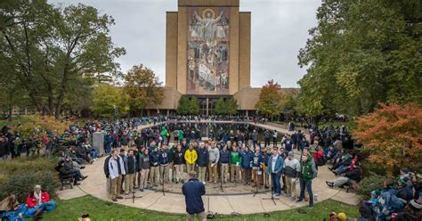Football weekend events: Notre Dame vs