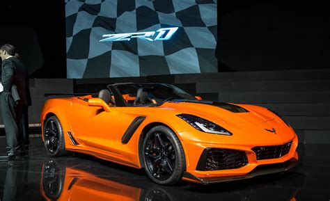 2019 Chevrolet Corvette ZR1 Convertible: Extreme and