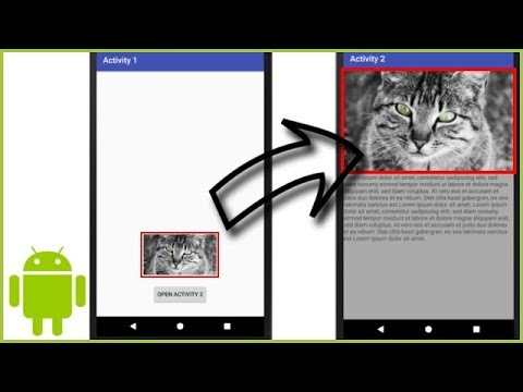 android - Shared elements animating between fragments