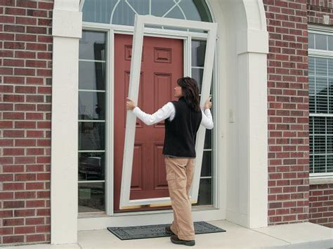 Installing a Storm Door: What You Should Know   DIY