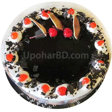 Birthday gifts online delivery - Coopers 1 kg black forest
