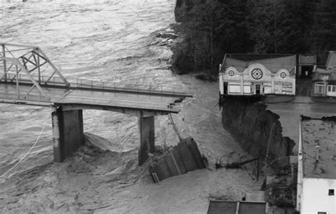 In a Drought Year, Let's Talk About the Epic 1964 Flood