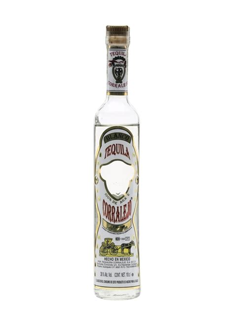 Corralejo Tequila Blanco - Small Bottle : The Whisky Exchange