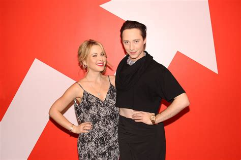 Proof That Tara Lipinski And Johnny Weir Are Officially