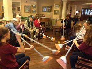Games In Review: Sunrise Senior Living Olympics A Great