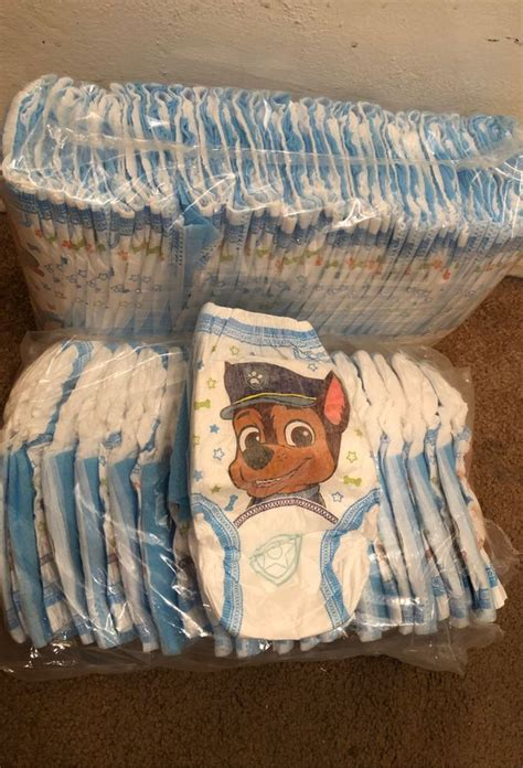 Parent Choice Paw Patrol Pull Ups for Sale in San Diego