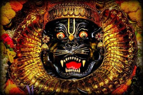 Powerful Narasimha Mantras - For Protection - With Meaning