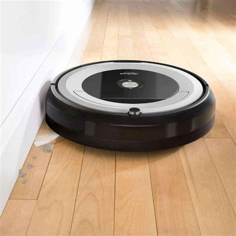 iRobot Roomba 694 (Wi-Fi Connected Robot)Vacuum Cleaner