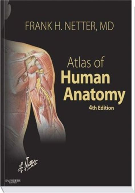 Atlas of Human Anatomy by Frank H