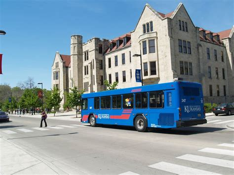 Transportation, Parking, and Accessibility at KU | Center