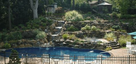 PONDS & WATERFALLS ON LONG ISLAND - DesignScapes Of Long