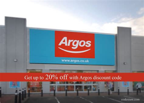 up to 10% off at Argos with discount codes - April 2021