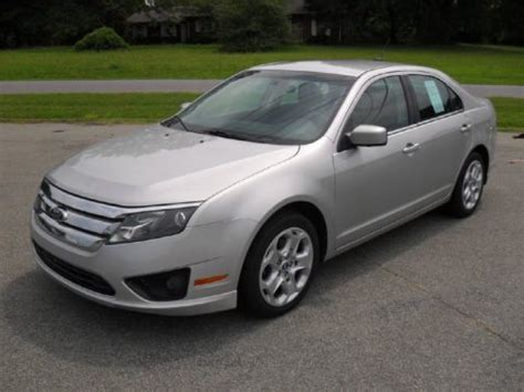 Used 2010 Ford Fusion SE for Sale - Stock #100400Z