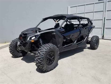 New 2017 Can-Am Maverick X3 MAX X Ds TURBO R ATVs For Sale