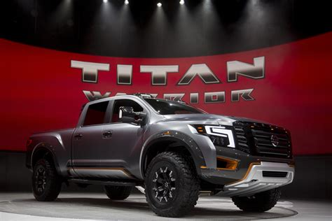 Nissan finally redesigns Titan full-size pickup - Chicago