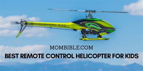 Best Remote Control Helicopter for Kids 2019