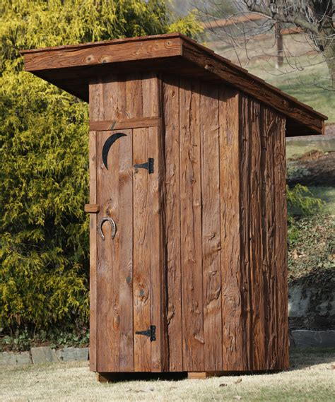 Outhouse for Sale in MD | Amish Built, Vintage & Wooden