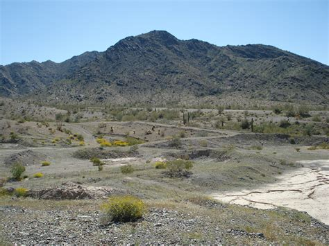 Gold & Silver Placer Claims For Sale - 640 Acres BLM