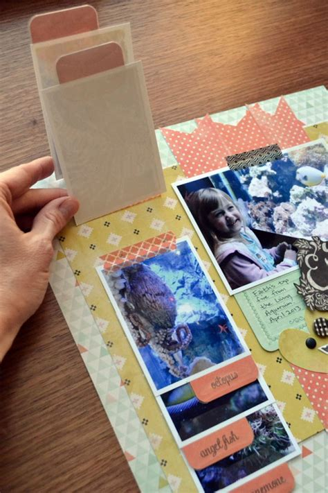 Creative and Romantic Scrapbooking Ideas - Noted List