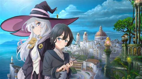 Wandering Witch October Anime Reveals OP Theme Song!