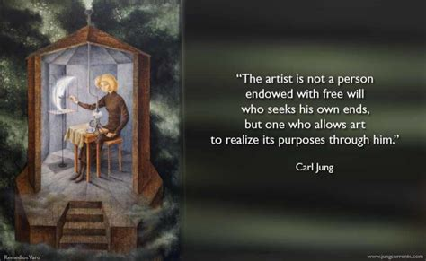 Carl Jung, on art, free will and happiness - Jung Currents