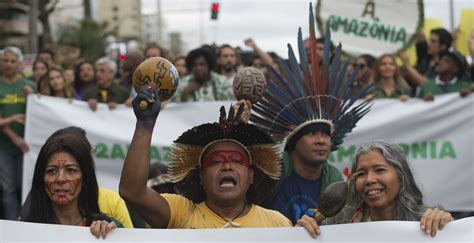 How the Amazon Rain Forest Fires and Environmental Racism