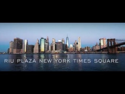 The New Riu Plaza Times Square Is The Brand's Biggest