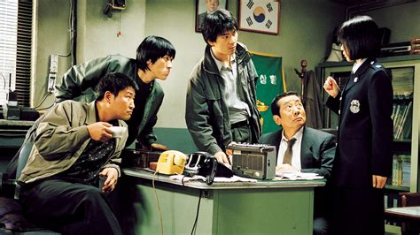 'Memories of Murder' Is the Best Murder Mystery You've