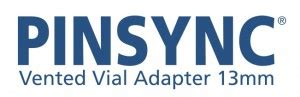 PINSYNC Vented Vial Adapter | Lantheus